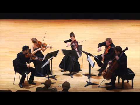 """iPalpiti Soloists: Beethoven-Quintet Op. 104 in C minor """"Allegro con brio"""""""