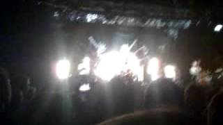Mumford & Sons- Roll Away Your Stone- Electric Factory 11/9/10