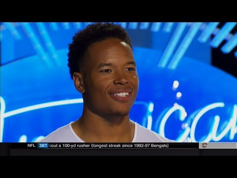 Lions WR Marvin Jones Sings for the New American Idol (November 12, 2017)