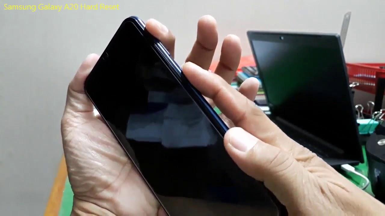 Samsung Galaxy A19 Hard Reset