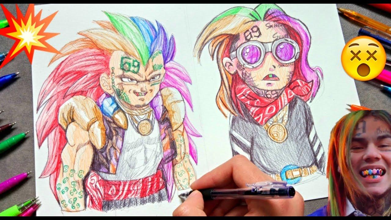 Cartoon Art Styles Sketch