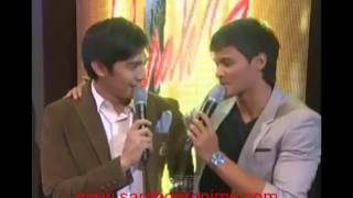 Matteo Guidicelli on Sarah G. Live
