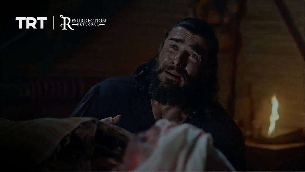 Turgut sees Aykiz hurt for the first time