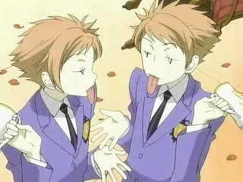 hikaru and kaoru kiss