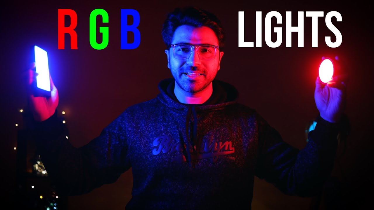 Godox RGB Video Lights for DSLR & Smartphone | R1, M1 and LED M150