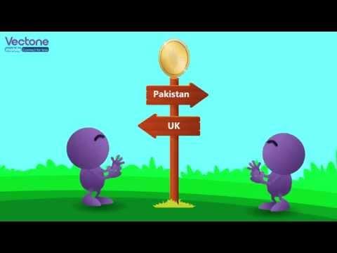 Call Pakistan at just 1P/Min