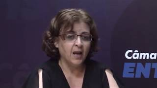 Câmara Entrevista - Secretária Municipal de Saúde - Silvia Regina