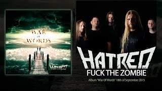 HATRED - Fuck The Zombie (full song)