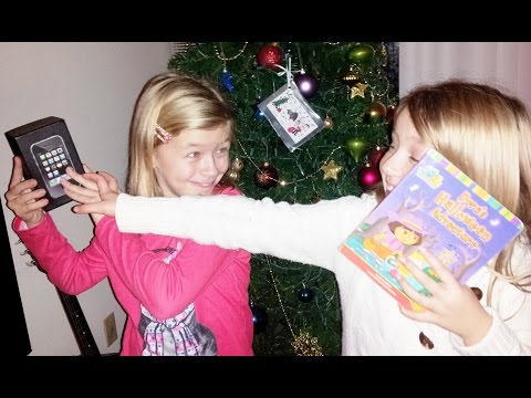 Kids React to Opening Christmas Presents 2014