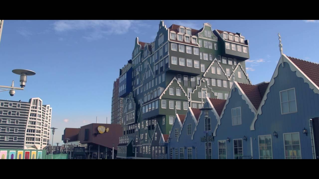 inntel hotels amsterdam zaandam video youtube. Black Bedroom Furniture Sets. Home Design Ideas