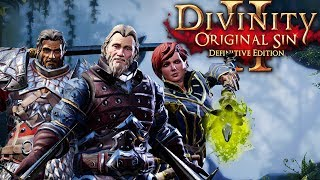 Ко-оп прохождение на максимальной сложности | Divinity: Original Sin 2 Definitive Edition