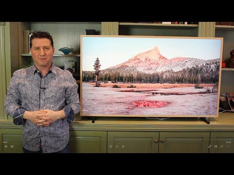 How To Install Samsung Qled No Gap Wall Mount Wmn M10e Doovi