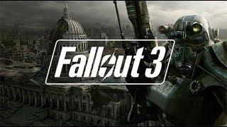 Fallout 3 #24 - Арлингтонская библиотека ч.2, Путь в убежище 112 (немое прохождение)