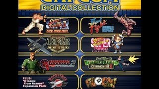Review of Capcom Digital Collection for Xbox 360 by Protomario