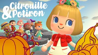Comment on a commencé à jouer à Animal Crossing ? Citrouille & Potiron #01