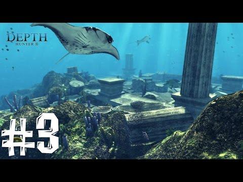 Depth Hunter 2 Deep Dive. Багамы, Акулы. Дельфины. Конец