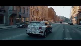 На новом Volkswagen Touareg 2018 из Братиславы в Пекин - часть 3
