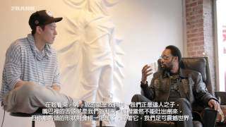 RZA x Edison Chen (CLOT) Interview for Chapter 52: China - FRANK151