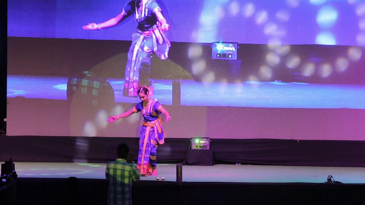 Aits Rajampet :Mahotsav : Classical Welcome dance