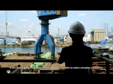 Public Sector engineers build the Singapore of tomorrow!