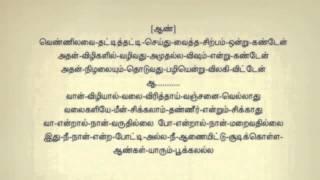 Minsaara Poove Penn Poove #322 Tamil Karaoke Tamil Lyrics) by Dharshan