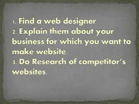 Web design in Newcastle