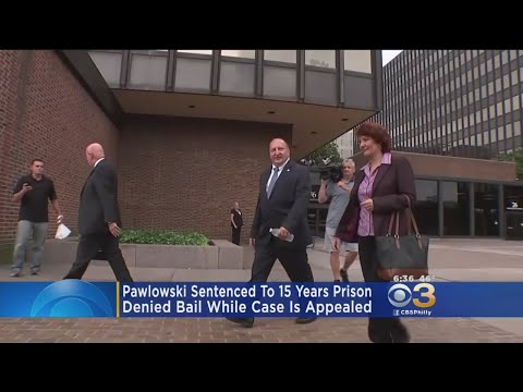 Former Allentown Mayor Ed Pawlowski Gets Up To 15 Years In Federal Prison
