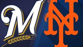 Flores' walk-off homer propels Mets, 3-2: 4/15/18
