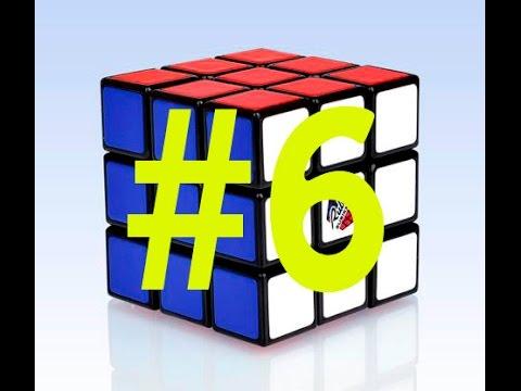 Solution Comment Faire Un Rubik's Cube 3x3 #6 Orienter Les Coins + Cas Particuliers