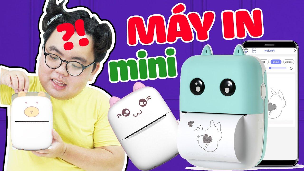 Hivo Review #5: Máy In Mini Có Thực Sự giống Như Quảng Cáo? | #Shorts