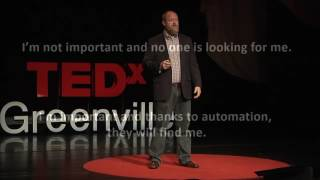 Cyber Crime Isn't About Computers: It's About Behavior | Adam Anderson | TEDxGreenville