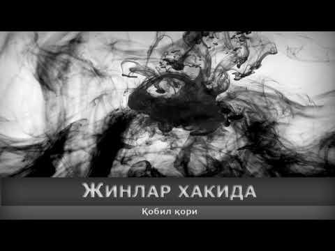 JINLAR HAQIDA - Qobil qori    Кобил кори - ЖИНЛАР ХАКИДА