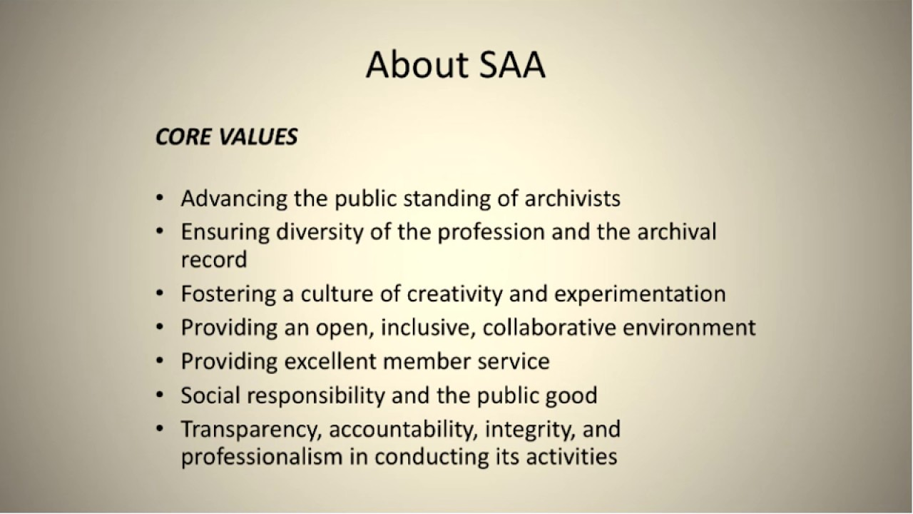 Benefits Of Saa Membership And Aca Certification Youtube