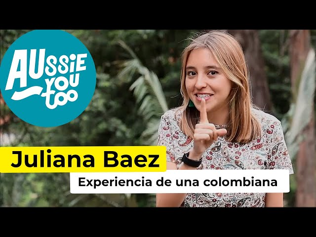 Aventura de una colombiana en Brisbane - Juliana Baez
