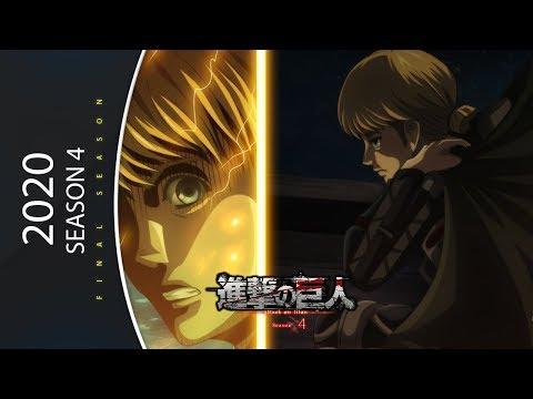 Attack On Titan Season 4 - Armin's Transformation Into Colossal Titan