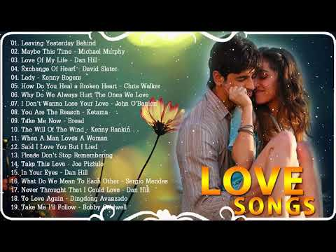 The Collection Romantic Love Songs Of All Time -  Best English Love Songs oF 70S 80S 90S