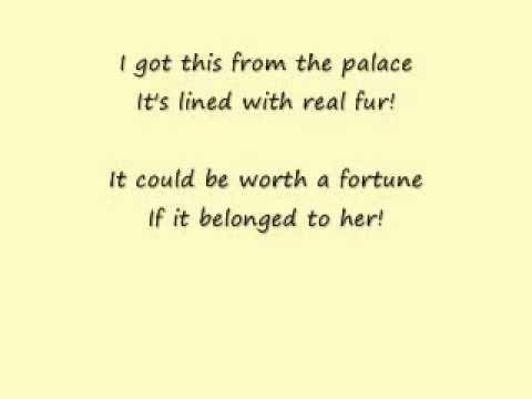 Rumor In St.Petersburg-Anastasia~lyrics