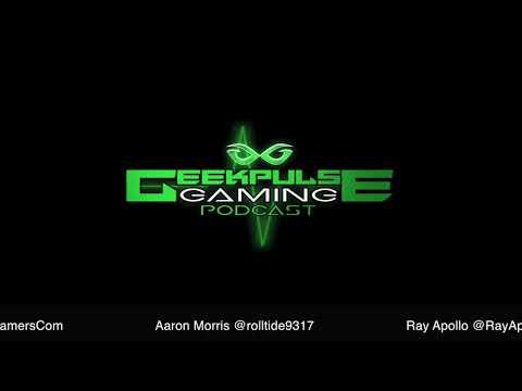 GeekPulse Radio - GPR Gaming Ep 13.5 : A Fireside Chat with Aaron and His Waifu