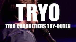 Bij TRYO zie je cabaretiers nieuwe verhalen & grappen uitproberen. Hoe spannend is dat nou?