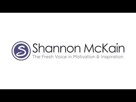 Shannon McKain Motivational Speaker