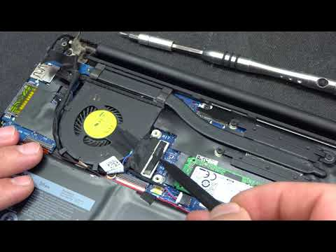 Dell XPS 13 Hinge replacement