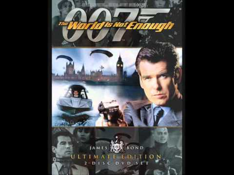 James Bond The world is Not Enough PSX ORIGINAL Soundtrack Fallen Angel
