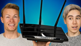 Amazon's Best Selling Internet Router  - TP Link Router Is An Insane Bargain
