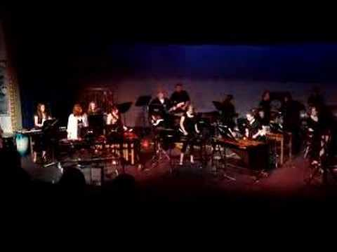 Morse High School Percussion Assemble '07