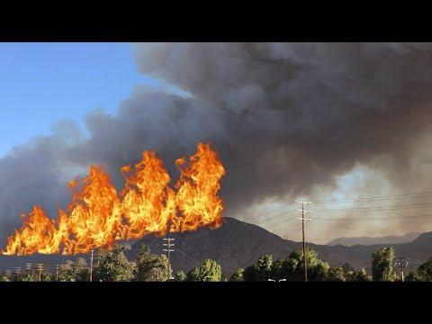 CAMARILLO CALIFORNIA FIRE 🔥 🔥