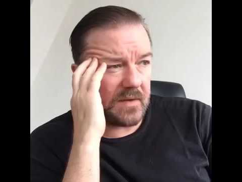Ricky Gervais Talks About The Yulin Dog-meat Festival And Bullfighting
