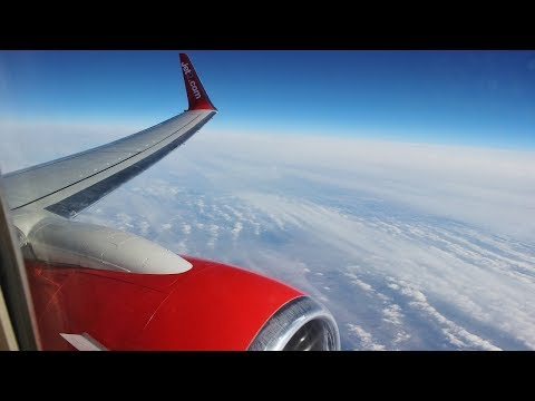 Jet2 Boeing 737-800 Glasgow to Geneva *Full Flight*