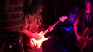 """Day Of The Eagle"" w/ guest guitarist Dave Murray from Iron Maiden HD Audio"