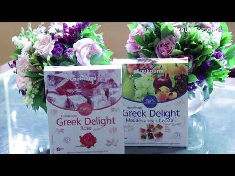 Loukoumi - Greek Delight / Olymp Awards