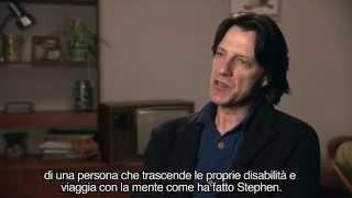 La Teoria del Tutto - Intervista a James Marsh (sottotitoli in italiano)